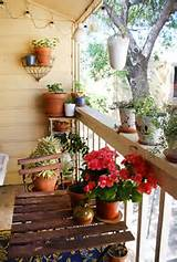 Small Balcony Garden Design By Jenny And Collin | Home Design And ...