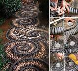 beautiful stone garden path step by step diy tutorial instructions
