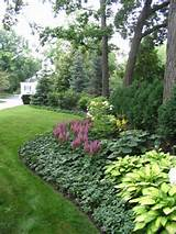 Informal Garden, Winnetka Illinois - Traditional - Landscape - other ...