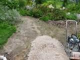 garden pathway - Garden Paths pictures - Walkway Pictures - Crushed ...
