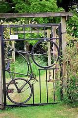 bike garden decoration 6