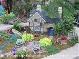 ... garden accents it was the grandest fairy garden display i had seen
