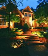 Garden light ideas | Garden Light Features | Pinterest