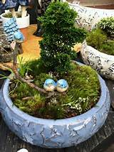 mini garden miniature fairy gnome etc garden ideas pi