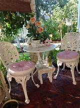 some great ideas to inspire you to decorate your shabby chic porch