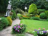 your house with small cottage garden ideas beautiful homes design
