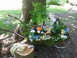 First attempt at a fairy garden