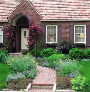 Front Yard Cottage Garden John Cabot | Garden/Landscaping Ideas | Pi ...