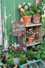... outdoor-room/ Pots Gardens, Gardens Ideas, Container Gardens, Cottages