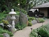 garden landscaping ideas decorative stones garden path garden lighting