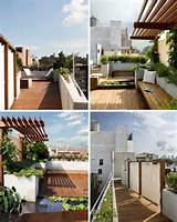 ... Rustic Modern Rooftop Garden & Deck Design | Designs & Ideas on Dornob