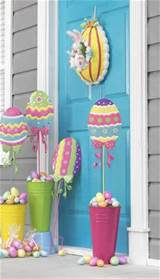 outdoor easter decorations 60 ideas for a special holiday 4 outdoor