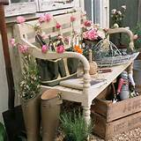 Small Junk Garden Design Ideas