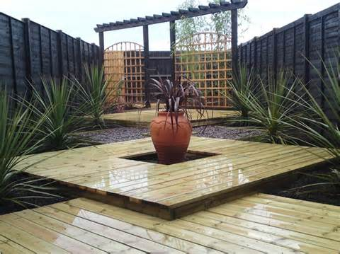 Garden Decking Ideas for the Most Pleasant and Relaxing Environment ...