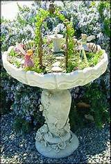 An Enchanted Fairy Garden by jane | Garden | Pinterest