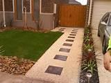 Ideas - Gardens - Galvanized Garden Edging - FormBoss Metal Garden ...