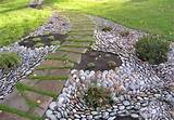 25 unique backyard landscaping ideas and garden path designs with peb