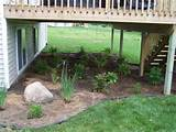 Shade Landscaping Ideas For under a deck | Photo Title::: Under a Deck ...