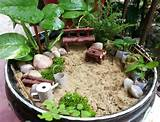diy miniature garden how to make a garden terrarium home diy