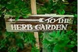 Outdoor signs are great for organising your vegetables and adding a ...