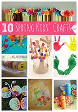 For Kids, Spring Kids, Crafts Ideas, Kids Crafts, Flower Gardens ...