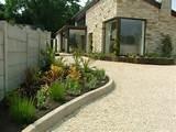 peter donegan landscaping dublin small garden corner beds front