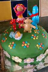 My In The Night Garden cake design | Cake ideas | Pinterest