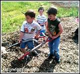 Gardening with Small Children