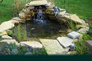 Waterless Ponds Waterfalls Aquascapes Designs - Decosee.com