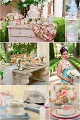 vintage garden wedding decorations wedding decorations