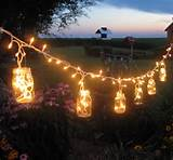 Garden Fairy Lights 1024x955 12 Creative Outdoor Lighting Ideas