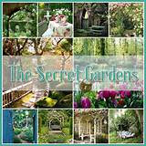 Secret Cottage Gardens...soooo gorgeous (take away: paths in garden ...