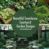 Townhouse Gardens Idea