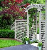 Unique / Unusual Trellises Get Attention of People | Pergola Gazebos