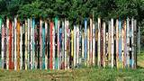 16 Creative and Inspiring Garden Fence Ideas