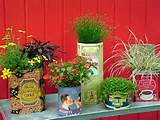 37 upcycled container garden ideas made remade