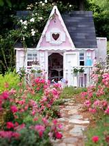Shabby Chic Decorating Ideas for Porches and Gardens : Outdoors : Home ...