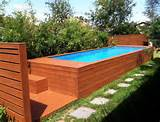 Pool Box: A Deluxe Backyard Pool Made From a Recycled Dumpster ...