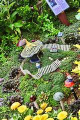Gnome Village | Lawn Decorations | Pinterest