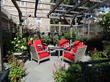 Roof Deck | roof garden ideas | Pinterest