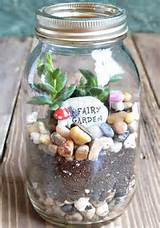 ... Kids | DIY Fairy Garden in a Mason Jar | Spring Craft Ideas for