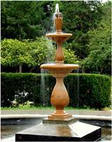 Install Outdoor Floor Fountains | Snapfiction Home and Garden