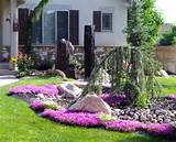 photos of the the best choice to design front house landscaping ideas