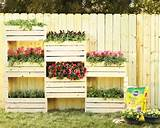 Vertical Planter DIY - Home Depot Garden Project