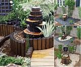 Fab Art DIY Rustic Log Decorating Ideas for Home and Garden17A