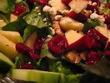 Christmas Salad Idea: Festive Greek Salad Recipe