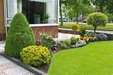 Diseños paisajistas con plantas para jardines y patios