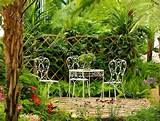small-tropical-patio | Landscaping Ideas | Pinterest