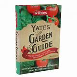 Yates Garden Guide