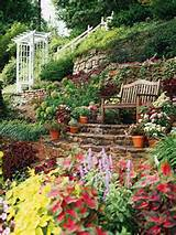is also a great place to relax and overlook the rest of your garden